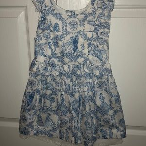 Beauty and the Beast dress NWT 4T